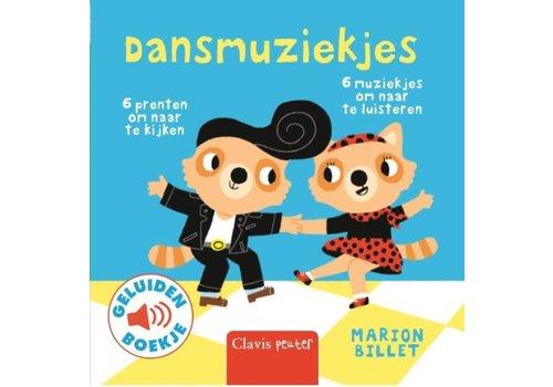 clavis Clavis Geluidsboek 'Dansmuziekjes'