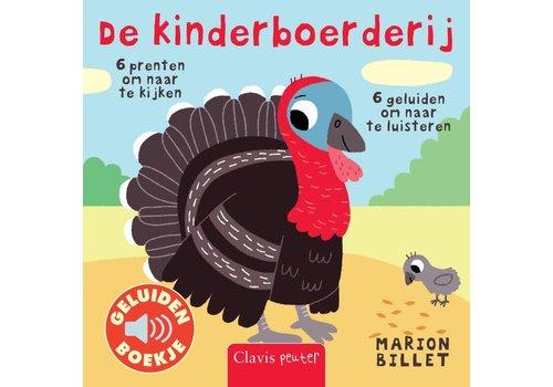 clavis Calvis Geluidsboek 'De Kinderboerderij'