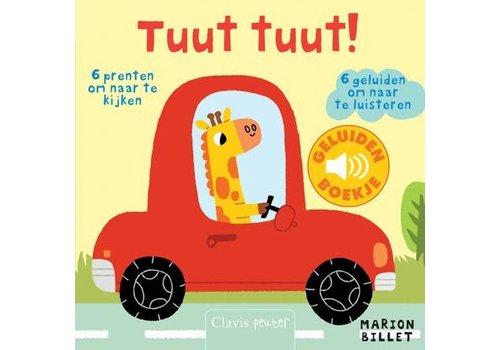 clavis Clavis Geluidsboek 'Tuut Tuut'