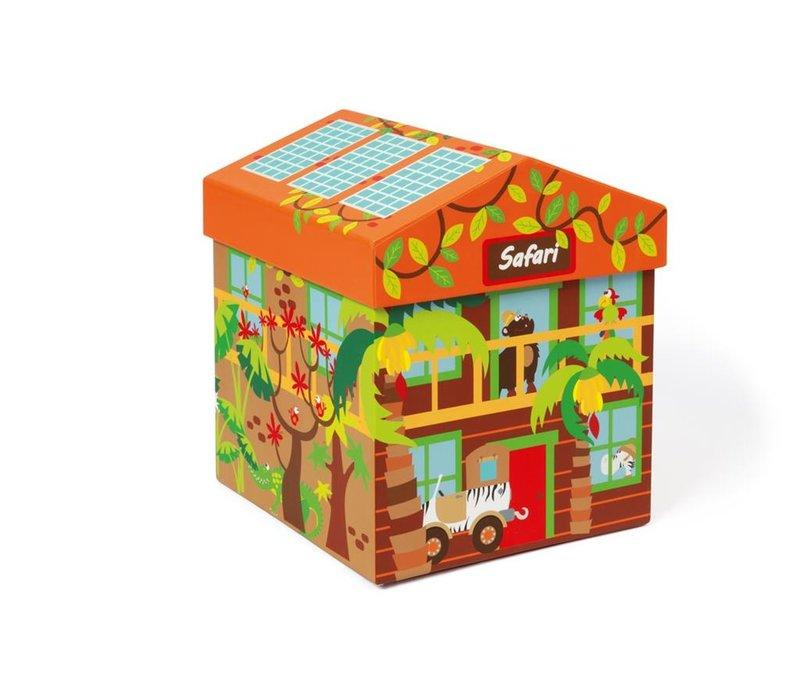 Scratch Speeldoos Safari