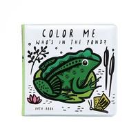 Wee Gallery Badboek 'Who's in the pond'