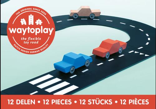 Way To Play Way To Play Ringroad (12 parts)