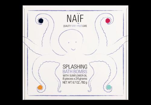 Naif Naïf Splashing Bath Bombs