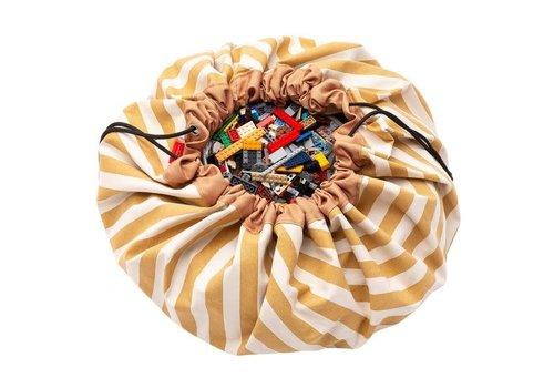 Play&Go Play&Go Stripes Mustard