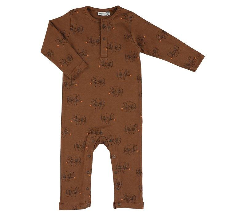 Trixie Pyjama zonder voetjes Truffle Pig