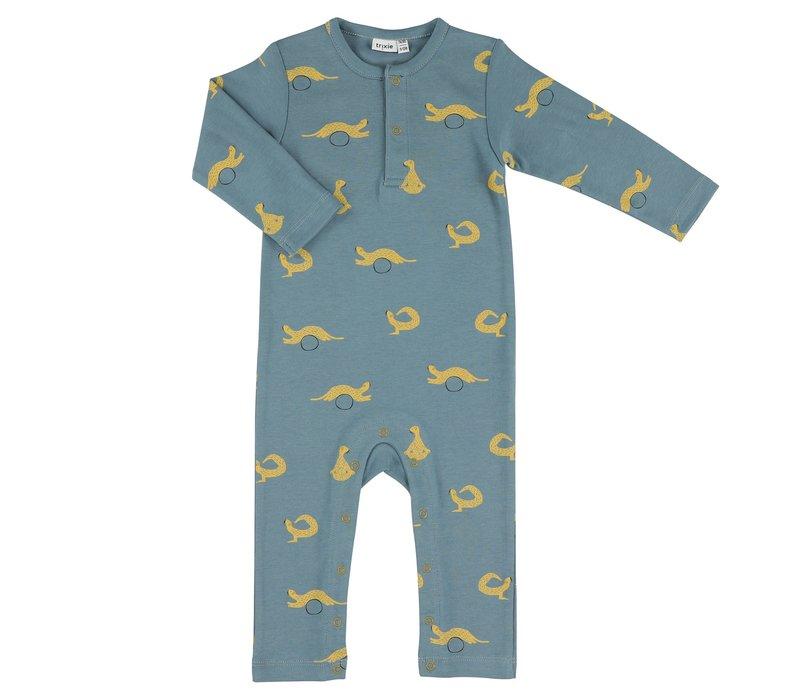 Trixie Pyjama zonder voetjes Whippy Weasel