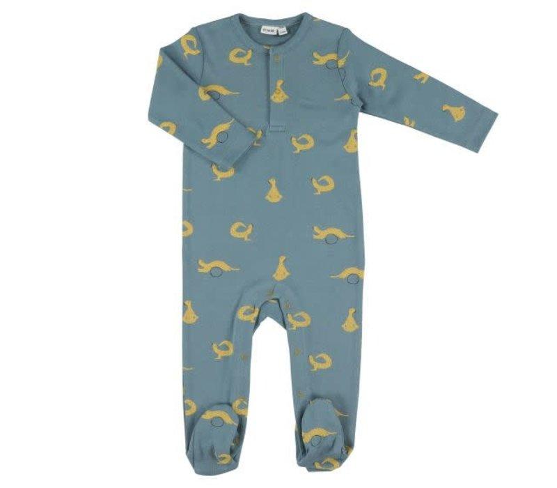 Trixie Pyjama Met Voetjes Whippy Weasel