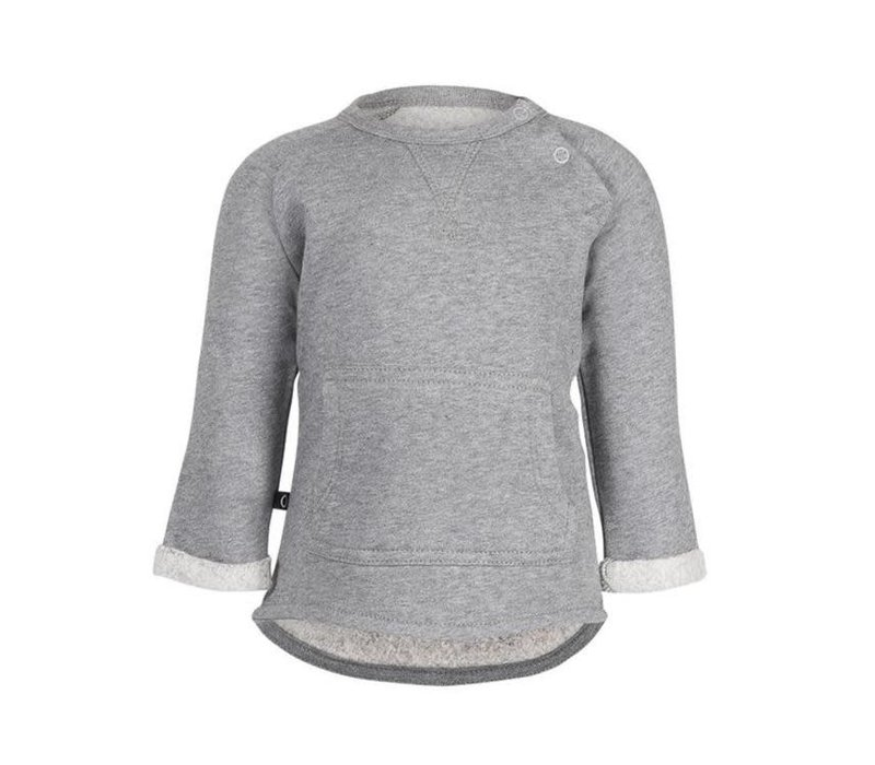 Kangoo sweater grey melee