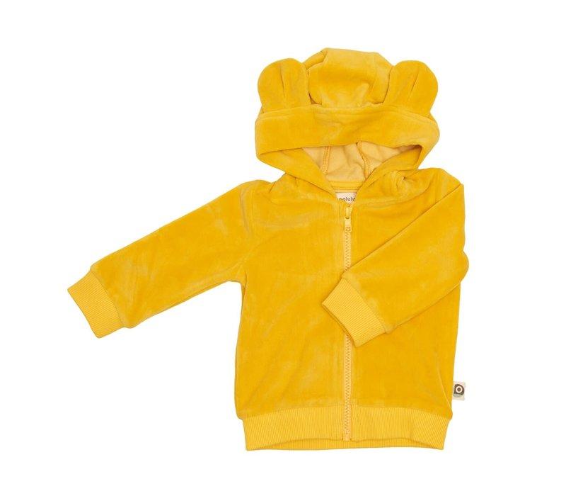 Hoodie Balou Yellow