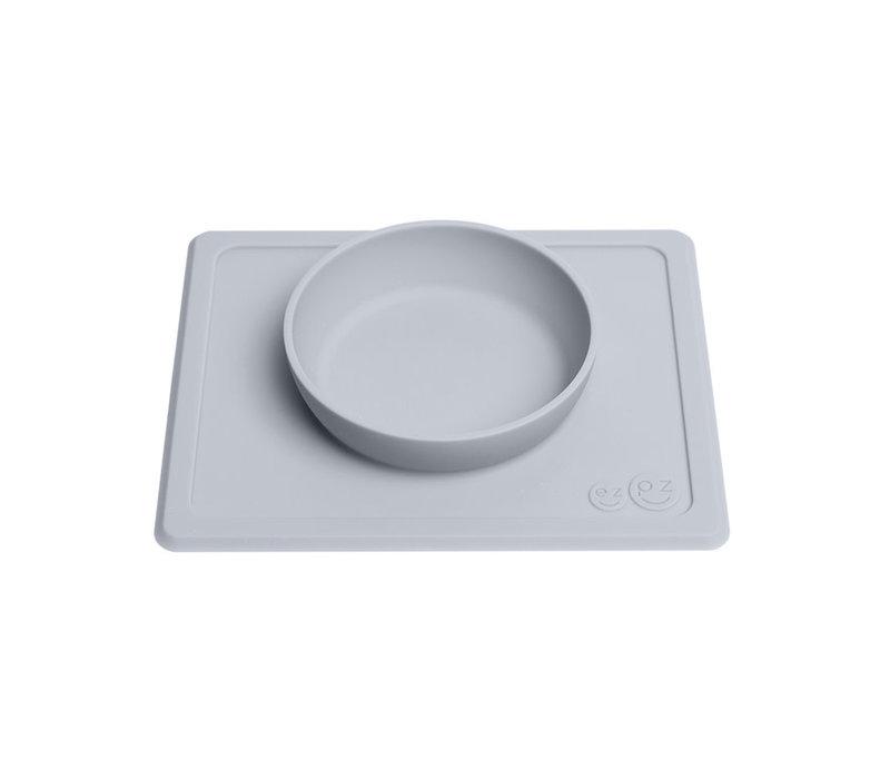 EZPZ Mini Bowl 'Lichtgrijs'