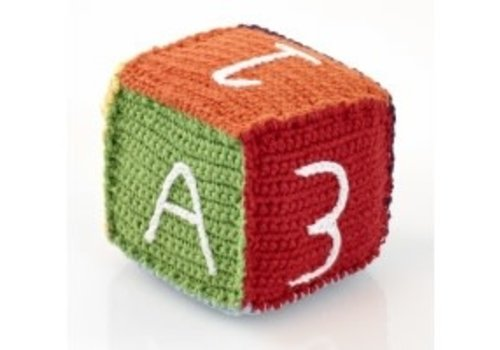 Pebble Pebble speelblok regenboog