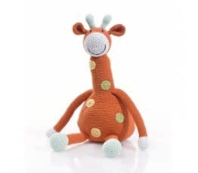 Pebble giraf