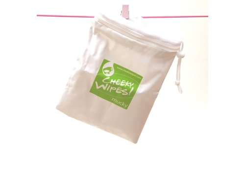 Cheeky Wipes Cheeky Wipes Wetbag Vuile Doekjes
