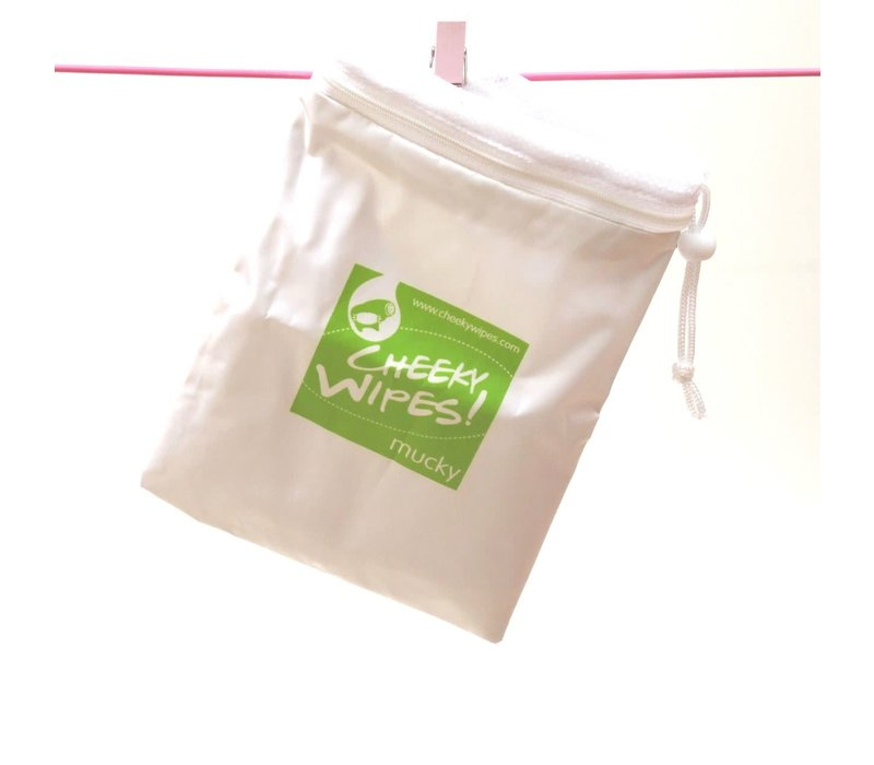 Cheeky Wipes Wetbag Vuile Doekjes