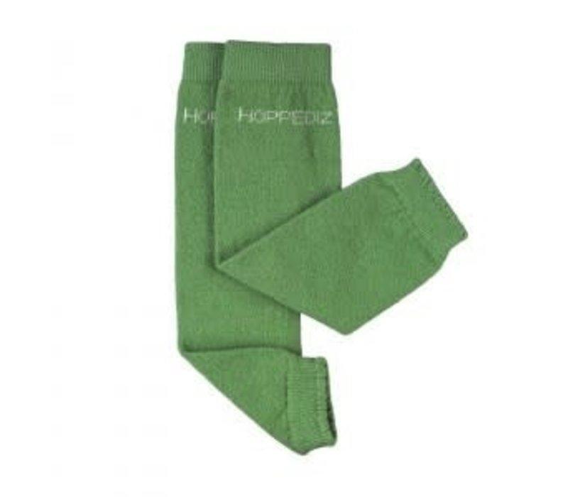 Hoppediz Beenverwarmers wol Groen