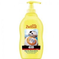 Zwitsal Bad & Douchecreme - Star Wars 400 ml