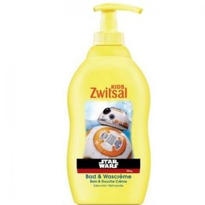 Zwitsal Zwitsal Bad & Douchecreme - Star Wars 400 ml