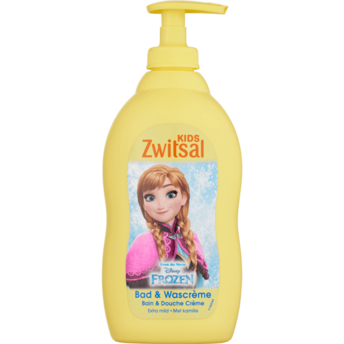 Zwitsal Zwitsal Disney Frozen Bad & Wascreme - 400ml