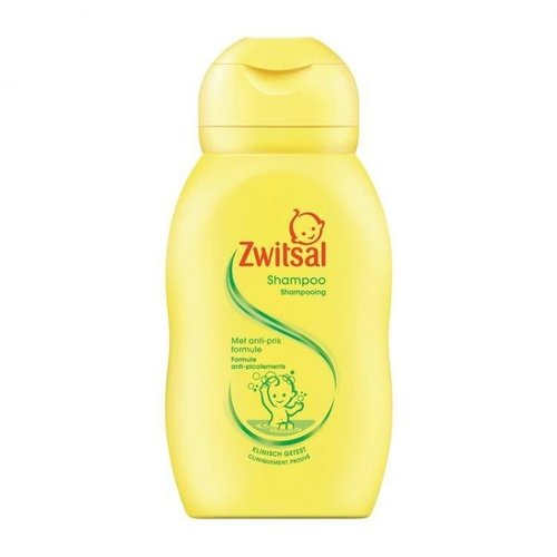 Zwitsal Zwitsal Anti Prik Shampoo - 75ml mini Reis-verpakking