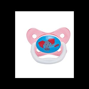 Dr. Brown Fopspeen - 6-12 maanden - Roze