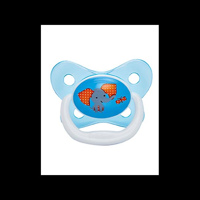 Dr. Brown Fopspeen - 6 -12 maanden - Blauw