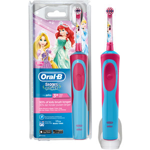 Oral B Oral-B Stages Power Kids - Elektrische Tandenborstel - Disney Princess
