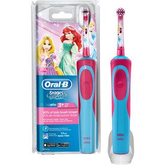 Oral B Oral-B Stages Power Kids - Elektrische Tandenborstel - Disney Princess