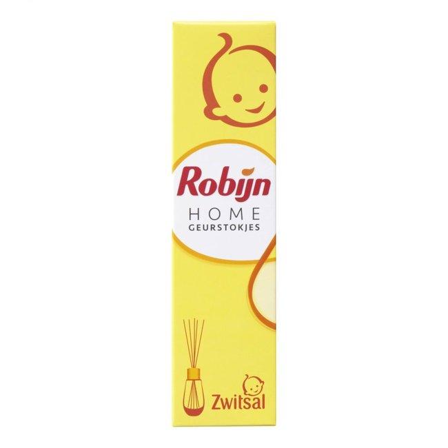 Robijn Home - Geurstokjes Zwitsal - 45 ml
