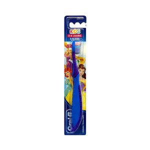 Oral B Oral-B Kids - Tandenborstel Disney Princess - 3/5 jaar- Paars/Blauw