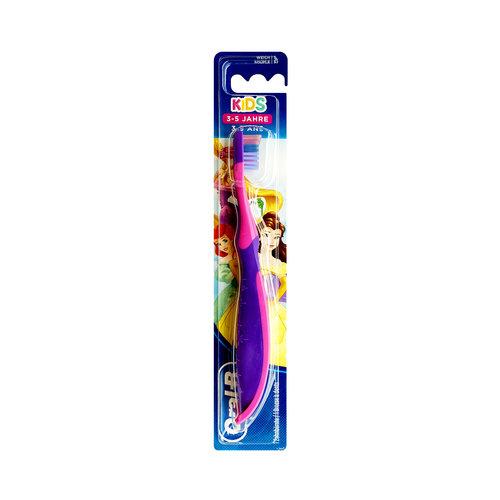 Oral B Oral-B Kids - Tandenborstel Disney Princess - 3/5 jaar- Paars/Roze