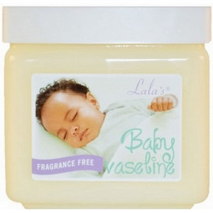Lala's Baby Lala's Baby - Vaseline - Regular Parfumvrij - 368gr.