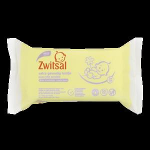 Zwitsal Zwitsal Baby  Billendoekjes - Extra gevoelige huidje - 50st