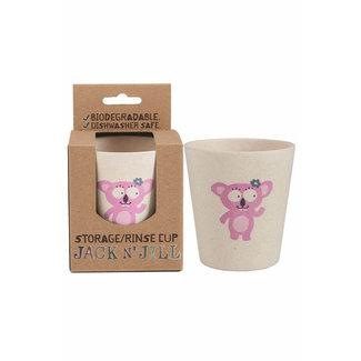 Jack n' Jill Jack n' Jill - Drinkbekertje - Koala - Milieuvriendelijk
