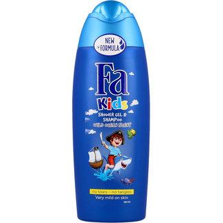 FA FA Kids - Shampoo & Douchegel - Piraten - 250ml