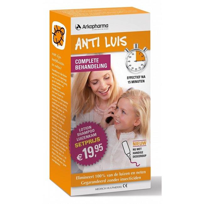 Arkopharma - Anti Luis Pakket - Complete Behandeling