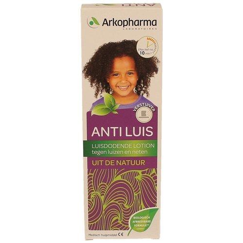 Arkopharma Arkopharma - Natuurlijke Anti Luis Lotion Spray - 100ml