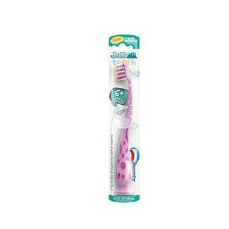 Aquafresh Aquafresh - Junior Soft Tandenborstel - Roze