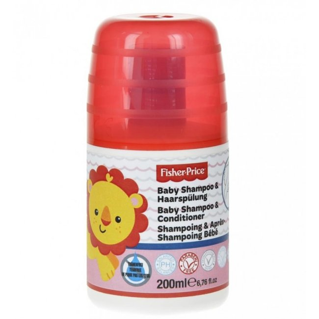 Fisher Price Fisher Price - Shampoo Leeuw - 200ml