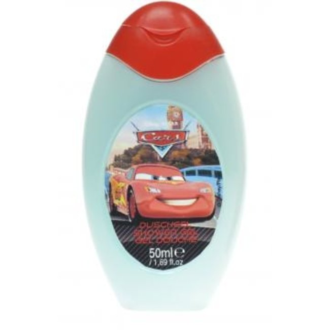 Disney Cars Disney Cars - Douchegel Peach - 50ml