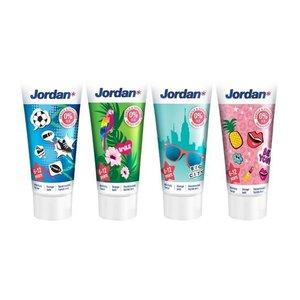 Jordan Jordan Kids - Tandpasta 6/12 jaar - Milde Fruitsmaak - 50ml