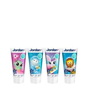 Jordan Jordan Kids - Tandpasta 0/5 jaar - Milde Fruitsmaak - 50ml
