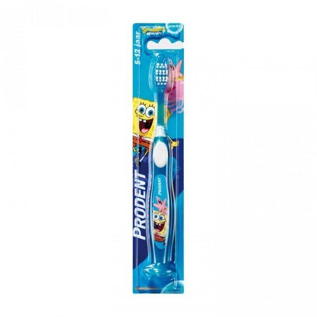 Prodent Prodent Kids - Tandenborstel 5-12 jaar - Spongebob