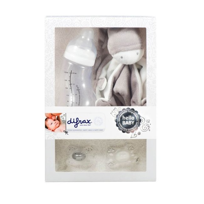 Difrax Difrax - Baby Cadeauset - Unisex