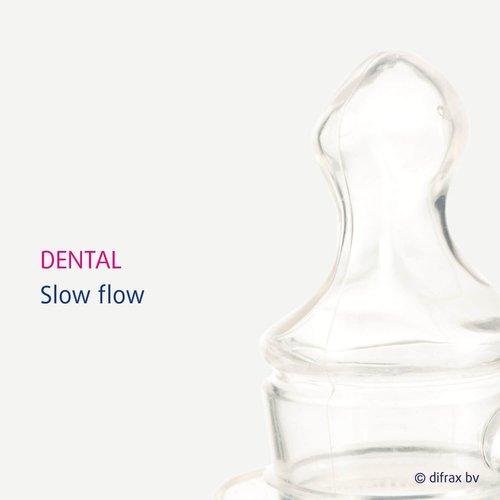 Difrax Difrax - Flessenspeen Dental -  Large - 2st
