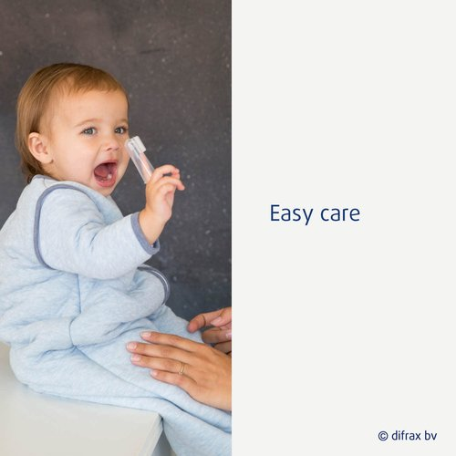 Difrax Difrax - Baby vingertop tandenborstel