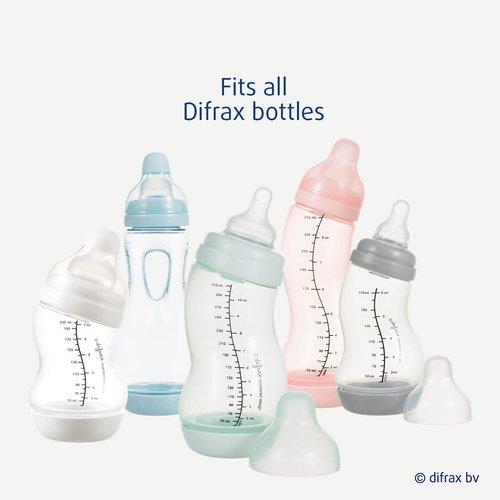 Difrax Difrax - Anti koliek ventiel voor S-babyfles - 2st