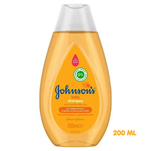 Johnson's Johnson's Baby Shampoo - Newpack 200 ml.
