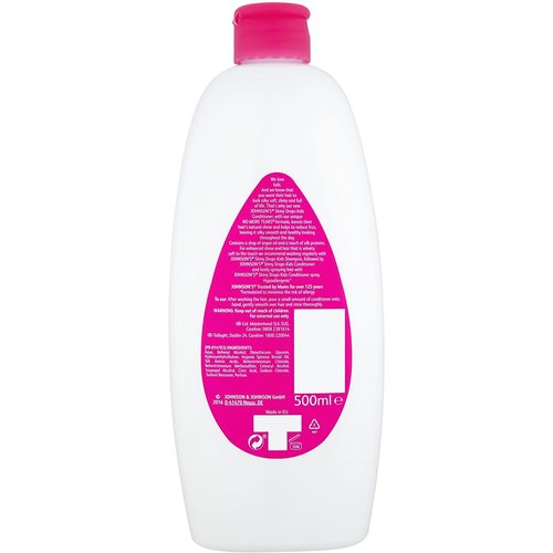 Johnson's Johnson's 0% Kids Conditioner - 500 ml.
