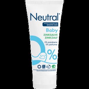 Neutral Neutral Baby Zinkzalf - 100 ml  tube