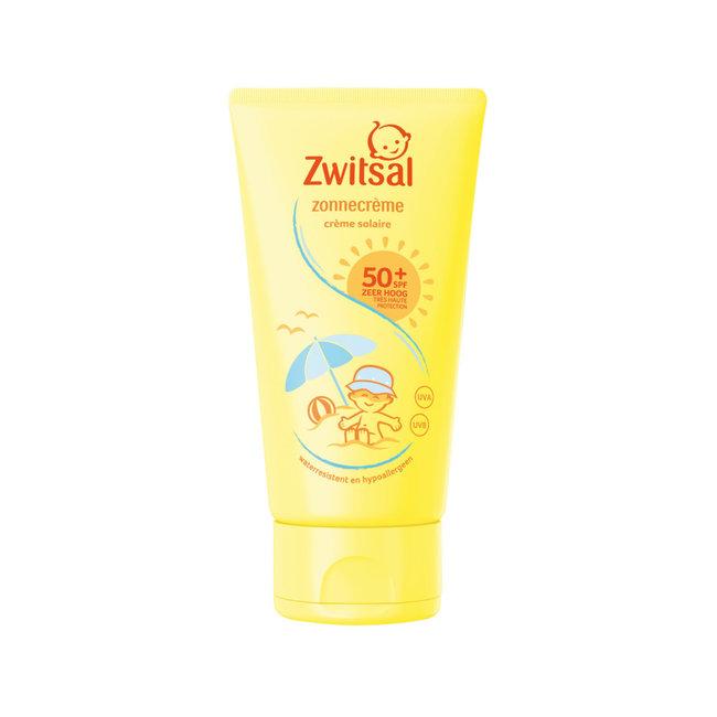 Zwitsal Kids - Zonnebrand creme - SPF 50+ - 150 ml